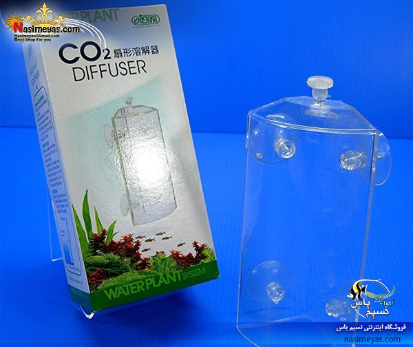 دفیوزر CO2 عمودی کد 692 ایستا Ista CO2 Diffuser vertical type
