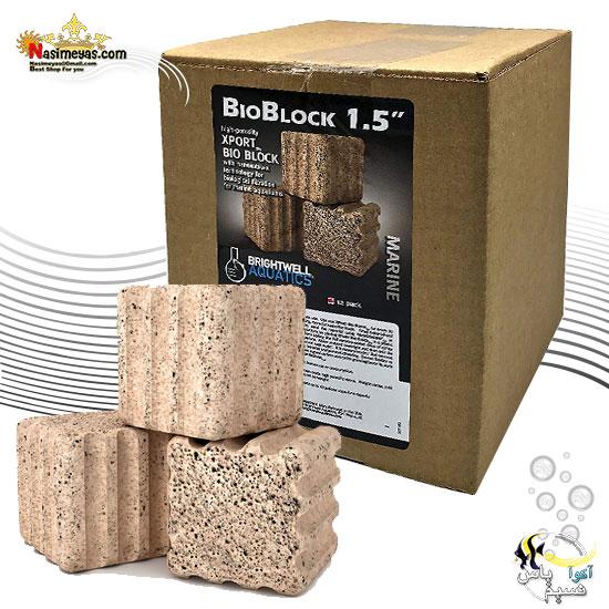 اکسپورت بایو بلوک 1.5 اینچ بسته 12 عددی برایت ول