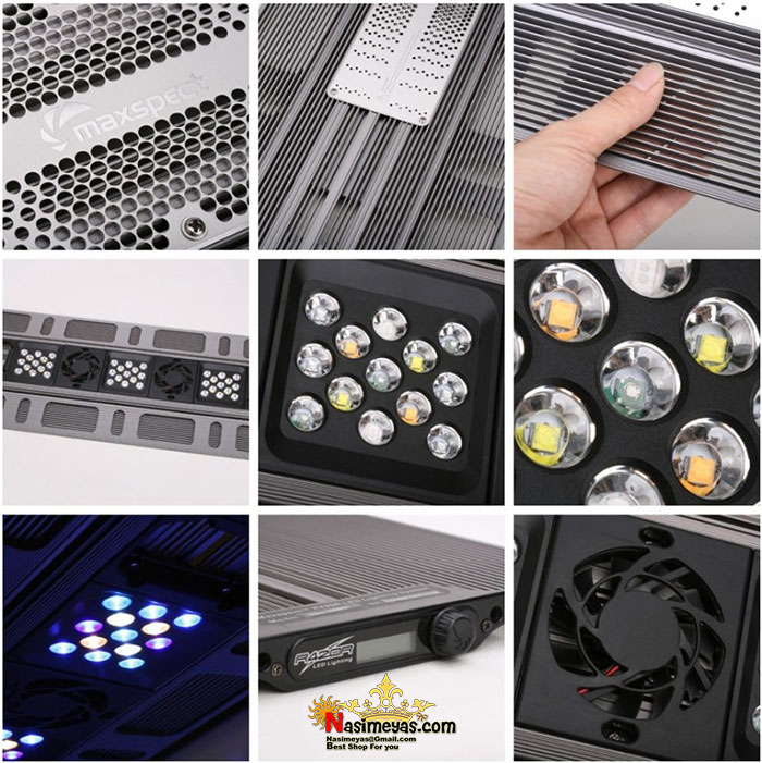 maxspect razor 160w led lighting system
