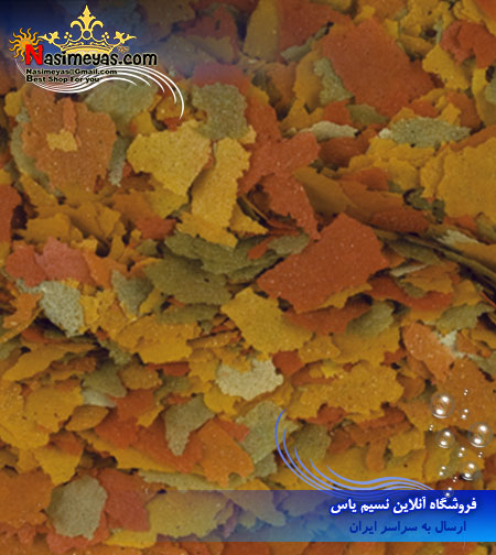 فروش گرانول  Tropical GOLDFISH COLOR 1000ml