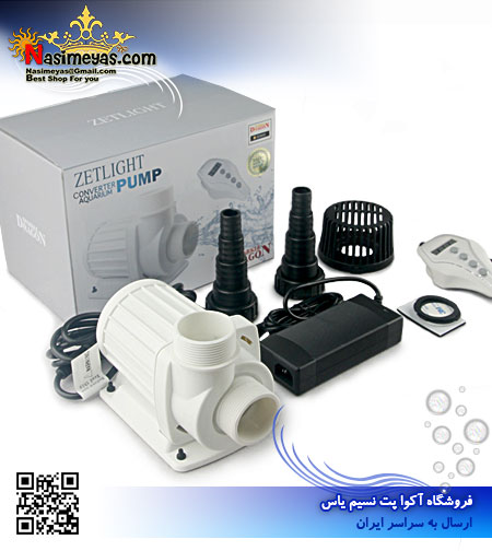 zetlight CONVERTER AQUARIUM PUMP SD609