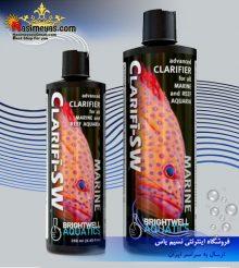 محلول شفاف کننده آب شور کلاریفایر برایت ول
