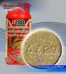 غذای قرص پلکو کت فیش آزو