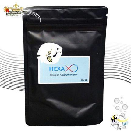 داروی ضد هگزامیتا و پروتوزا Hexa X دیسکاس ایکس فارم