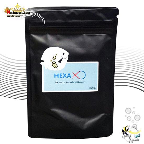 داروی ضد هگزامیتا و پروتوزا Hexa X دیسکس ایکس فارم