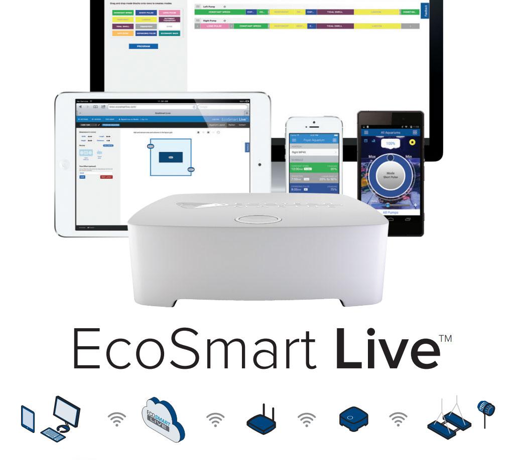 EcoSmart Live یک سطح پیشرفته تر