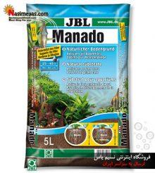 خاک بستر مانادو 10 لیتر جی بی ال