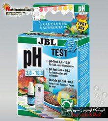 تستر pH آکواریوم رنج ۳ تا ۱۰ جی بی ال
