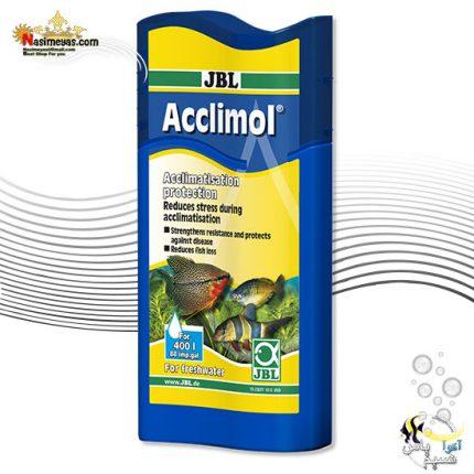 محلول ضد استرس قوی آبزیان آکلیمول جی بی ال