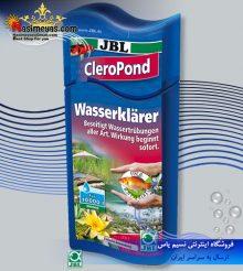 محلول شفاف کننده آب کلرو پوند 500 میل جی بی ال