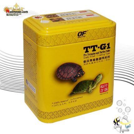 استیک اسمال انواع لاک پشت 60 گرم TT-G1 اوشن فری