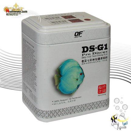 غذای پلیت پرو دیسکاس DS-G1 اسمال 60 گرم اوشن فری