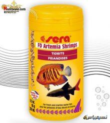 آرتمیا خشک شده FD Artemia Shrimps سرا