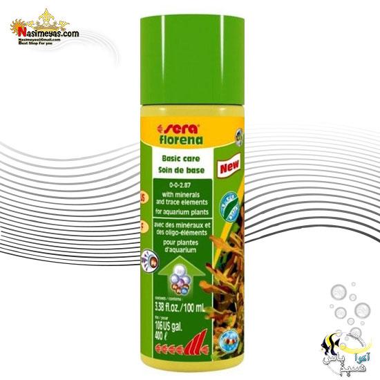 کود فلورنا مراقبتی و عناصر ضروری گیاه سرا,Sera Florena