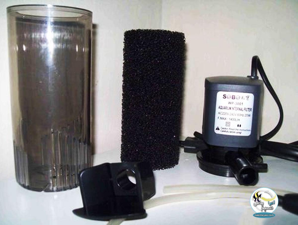 فیلتر داخل آبی سوبو