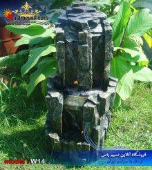 آبنما پیش ساخته طرح صخره کد W14