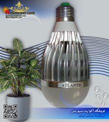 نور ال ای دی گیاهان آپارتمانی و گلخانه ۱۲ وات آتلانتیک