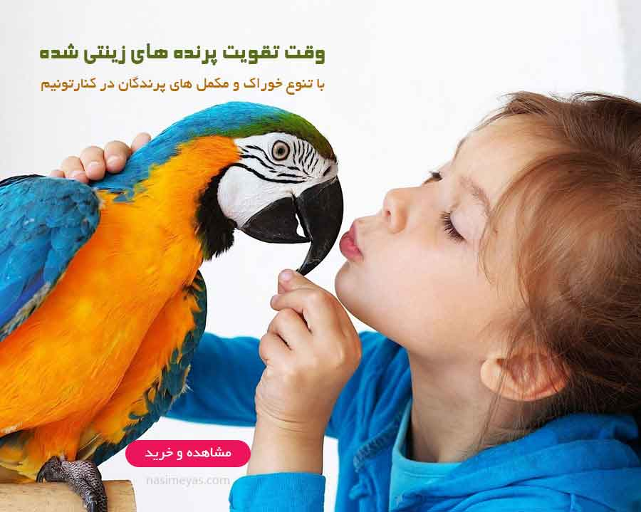 ملزومات پرندگان