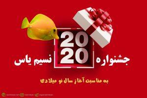 جشنواره ۲۰۲۰ نسیم یاس