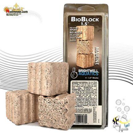اکسپورت بایو بلوک 1.5 اینچ بسته 4 عددی برایت ول