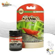 غذای افزایش رنگ میگو شریمپ کالر ۳۰ گرم دنرله