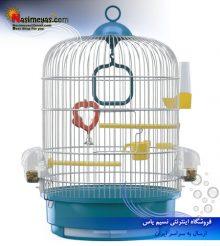 قفس پرنده مدل رجینا شرکت فرپلاست