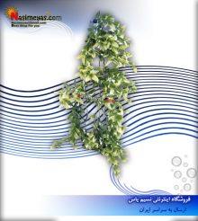 گیاه مصنوعی تراریوم مدل کورتون 45 فرپلاست
