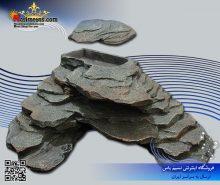 صخره تزیینی لاک پشت تروتوگا فلامینگو