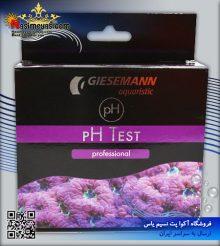 تستر pH آب پرفشنال گیسمان