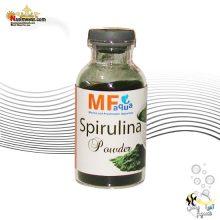 پودر اسپیرولینا خلوص ۱۰۰ درصد ۱۲ گرم ام اف آکوا