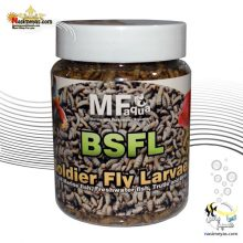 غذای لاور مگس سرباز BSFL 500ml ام اف آکوا