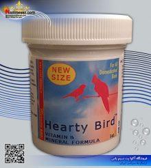مکمل مولتی ویتامین و مینرال hearty Bird هرتی برد مورنینگ برد