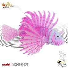 دکوری خروس یا شیر ماهی AM003101 صورتی