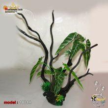 گیاه مصنوعی تزئینی آکواریوم کد ۱۸۰۱۴
