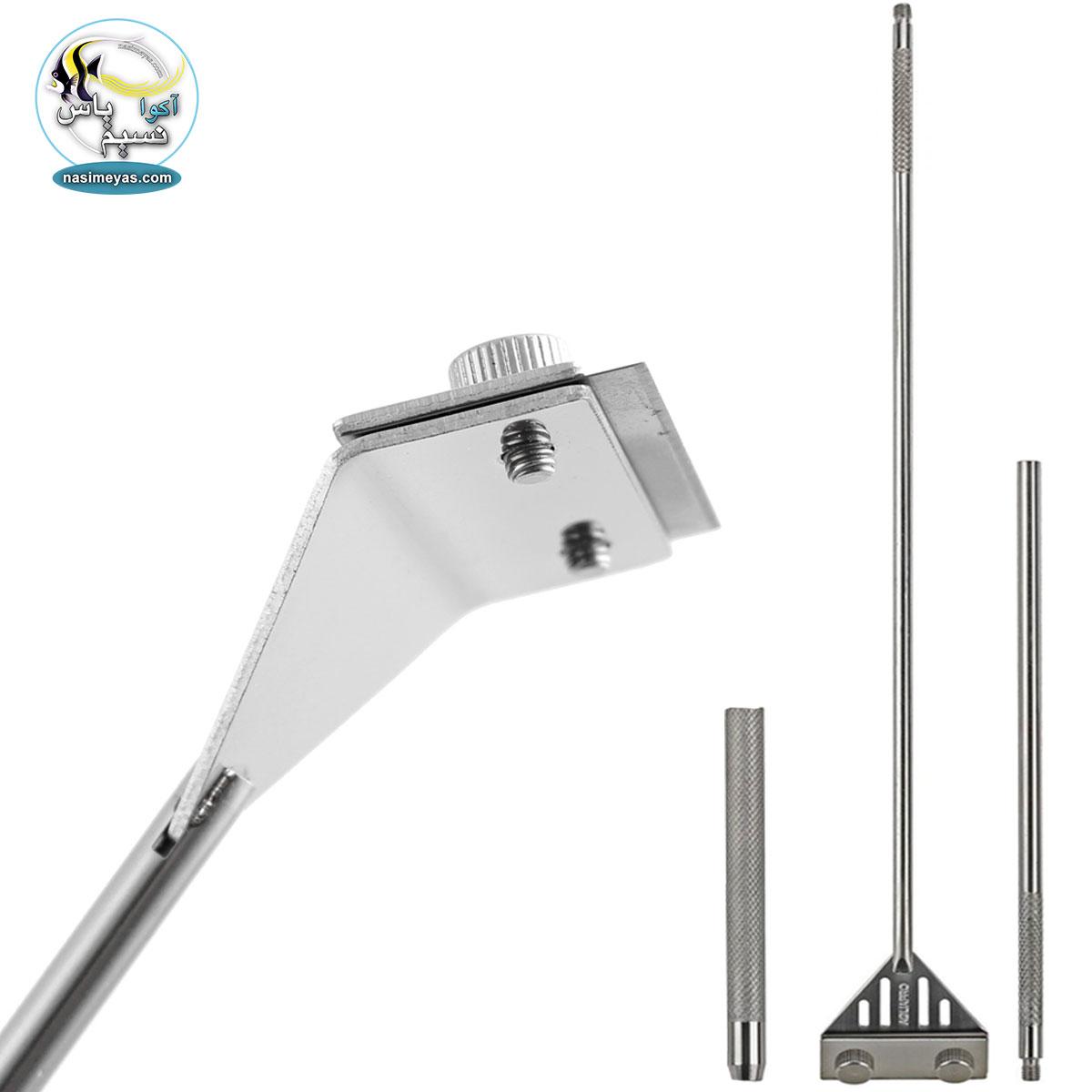 Aqua Pro Scraper steel
