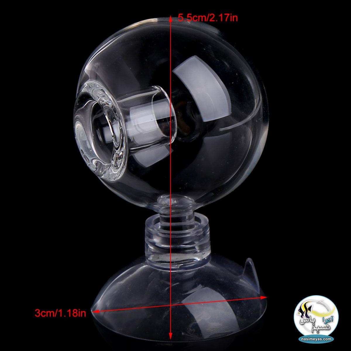 تست و نشانگر co2 شیشه ای ویو