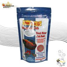 گرانول ریز گوشتخواران کوچک 100 گرم بسته سرمه ای روشن تاپ فیش