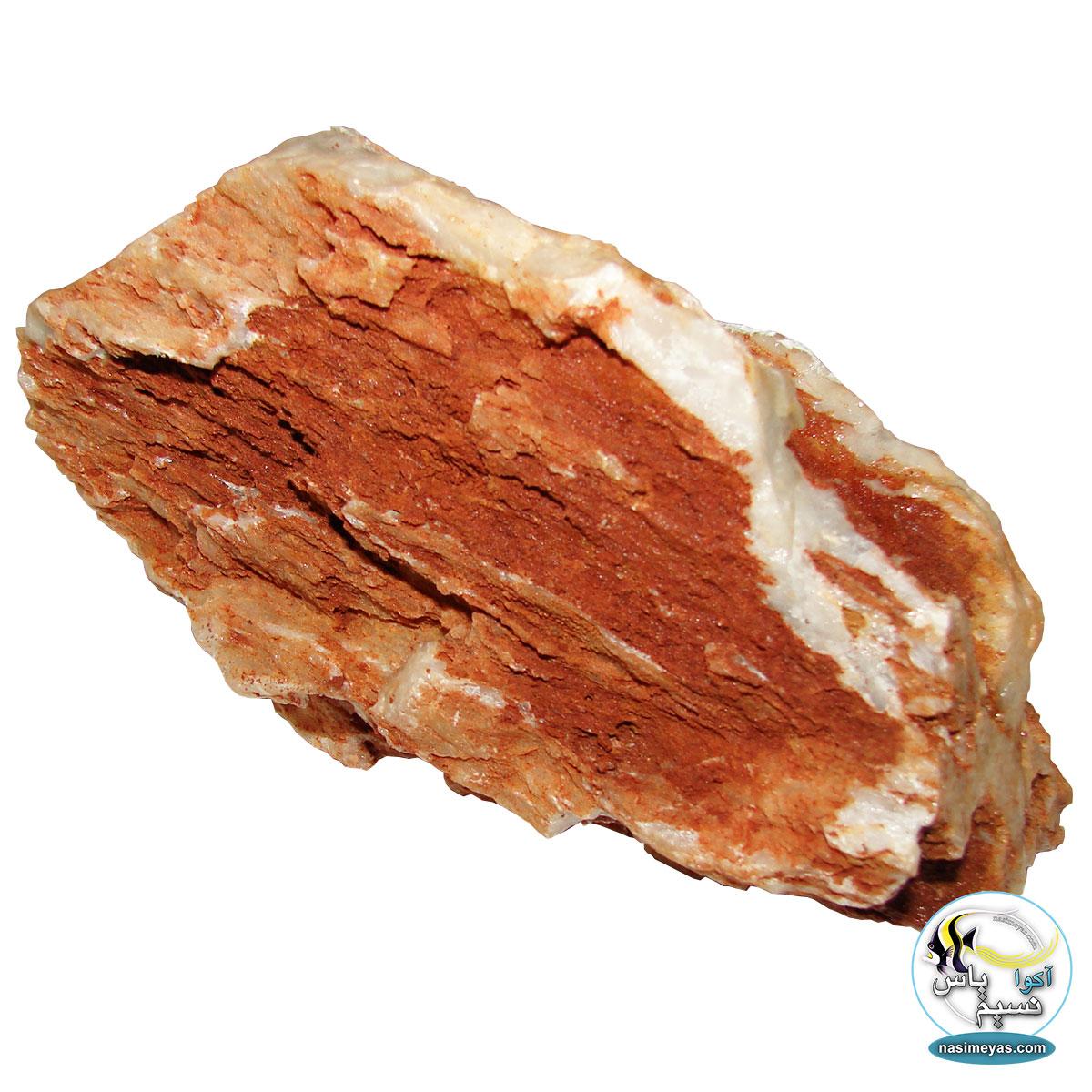 سنگ دراگون قرمز رنگ