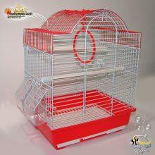 قفس پرنده قرمز کد A118 دایانگ