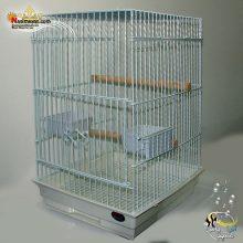 قفس پرنده ۴A01 سفید دایانگ