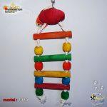 اسباب بازی پرنده نربان و طناب آویز کد ۱۰۸۰
