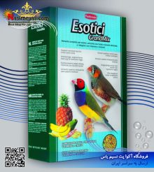 غذای پرندگان کوچک زینتی و انواع فنچ ۴۰۰ گرم پادوان