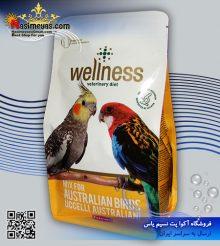 غذای کامل طوطی های استرالیا ولنس ۸۵۰ گرم پادوان