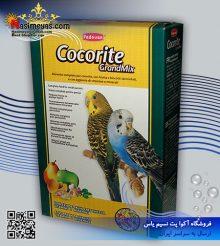 غذای میکس کوکوریت انواع مرغ عشق ۴۰۰ گرم پادوان