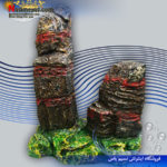 دکوری طرح صخره کد ۱۴۴ پارس تندیس