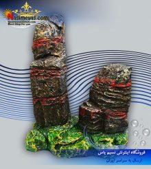 دکوری طرح صخره کد 144 پارس تندیس