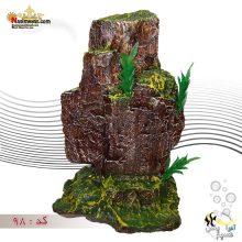 دکور آکواریوم صخره ای کد 98