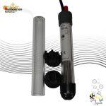 بخاری شیشه یدک دار ۱۰۰ وات RS-668 الکتریکال