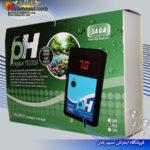 نمایشگر دیجیتال pH مدل ۳۰۱A ساگا