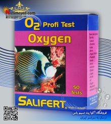تستر اکسیژن Oxygen شرکت سالیفرت